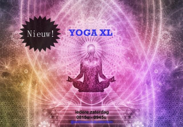 MoYoga - yoga xl op WCR